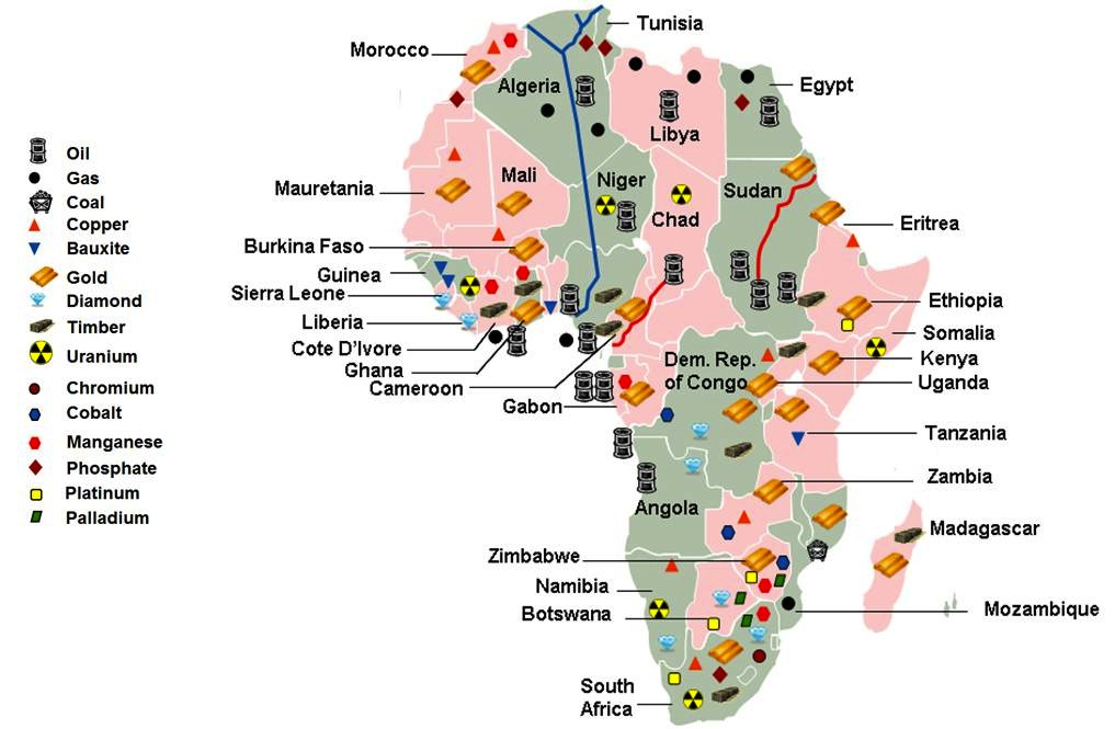 AFRICA RESOURCES Bedside Readings