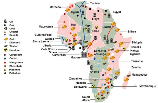 AFRICA RESOURCES