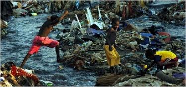 Angolan poor kids