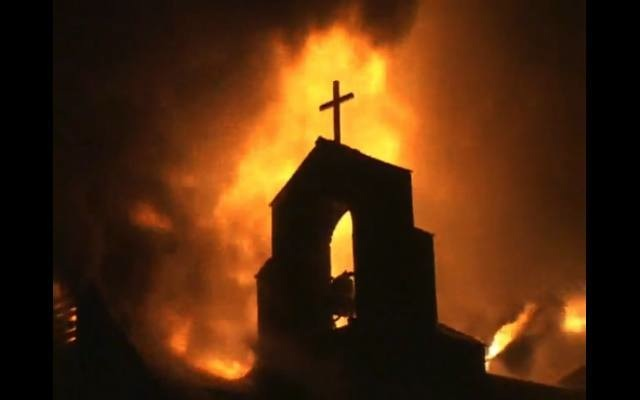 church_burning