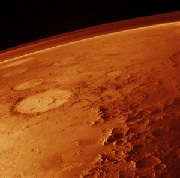 Candidates of the Mars One project are all set to live in the Red Planet forever. However life away from comfort food and loved ones? They could only imagine. Living on Mars would be challenging, just looking at the photo of the thin atmosphere of Mars taken from low orbit already shows harsh environment awaiting the first colonists. (Photo : Wikimedia Commons)