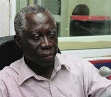 Yaw Osafo Marfo, former Finance Minister