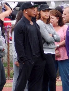 Ray Rice and Wife Step Out Together as Friends Defend Their Marriage