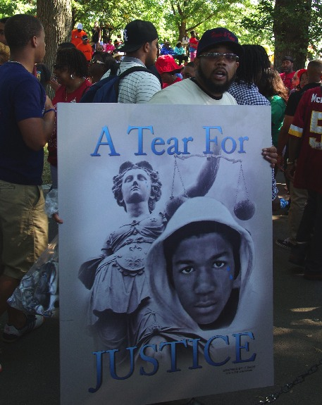Transcript of Barack Obama's remarks on Trayvon Martin, racism, and the US justice system