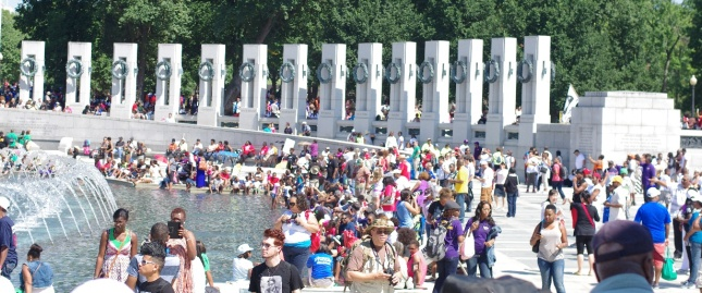 MLK march@50 8-24-2013